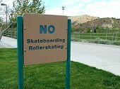 No Fun In Park