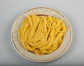 Spaghetti In A Plate poster