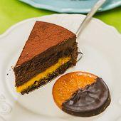 Sweet buffet. Cake