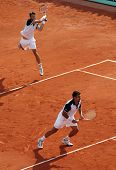 D. Nestor (can) / N. Zimonjic (srb) At Roland Garros 2010