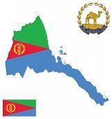 State of Eritrea Flag