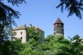 Pirkstejn castle, Rataje nad Sazavou, Czech republic