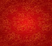 picture of handwriting  - Chinese New Year greeting card background for design - JPG