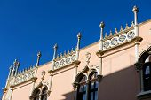 Architectural detail inTenerife, Canary Islands