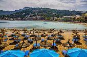 Beach of Majorca