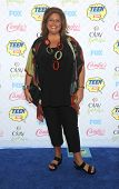 LOS ANGELES - AUG 10:  Abby Lee Miller arrives to the Teen Choice Awards 2014  on August 10, 2014 in Los Angeles, CA.