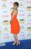 LOS ANGELES - AUG 10:  Joey King arrives to the Teen Choice Awards 2014  on August 10, 2014 in Los Angeles, CA.