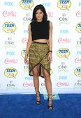 LOS ANGELES - AUG 10:  Kylie Jenner arrives to the Teen Choice Awards 2014  on August 10, 2014 in Los Angeles, CA.