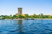 stock photo of nubian  - The modern luxury hotel located on the Kitchener - JPG