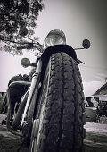 Motorbike royal Enfiel 500cc