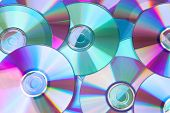 Background Of Compact Disc-cds