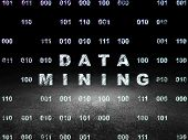 image of binary code  - Data concept - JPG