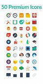 picture of arrow  - Full set of Icons for developpers - JPG
