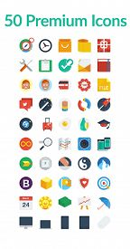 picture of modifier  - Full set of Icons for developpers - JPG