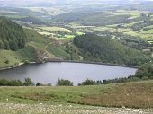 Welsh Reservoir Scene 01