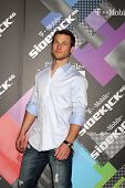 LOS ANGELES - APR 20:  Jake Pavelka arriving at the Launch Of The New T-Mobile Sidekick 4G  at Old R
