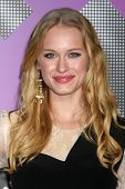LOS ANGELES - APR 20:  Leven Rambin arriving at the Launch Of The New T-Mobile Sidekick 4G  at Old R