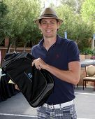 LOS ANGELES - APR 18:  Zack Conroy at the 2011 Jack Wagner Golf Classic to benefit The Leukemia & Ly