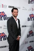LOS ANGELES - APR 26:  Matthew Rhys arriving at the 5th Annual BritWeek Launch Party at British Cons