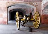 The Yellow Cannon.