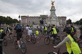 20. September London: Teilnehmer der dritten Ausgabe des Londoner Freilauf, rebaptized Bürgermeister o