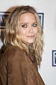 NEW YORK - APRIL 22: Mary-Kate Olsen attends the premiere of 'Whatever Works' during the Tribeca Fil