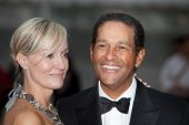 NEW YORK - MAY 18: Hilary Gumbel and Bryant Gumbel attend the 69th Annual American Ballet Theatre Sp