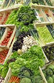 picture of profusion  - Pyramid of vegetables - JPG