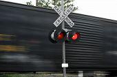 Comboio de movimento rápido