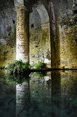 Fuente medieval de San Gimignano
