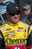 AVONDALE, AZ - APRIL 10: NASCAR driver Clint Bowyer makes an appearance before the start of the Subw