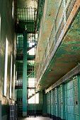 Old Prison Jail Cells
