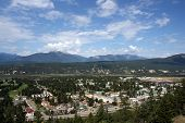 pic of radium  - Radium Hot Springs British Columbia Canada - JPG