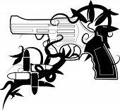 Gun Emblem