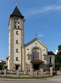 Terchova church