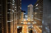 stock photo of kanto  - Shinjuku at night - JPG