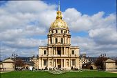 Hotel des Invalides, Paris