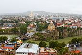 Nice View Of Tbilisi, Georgi