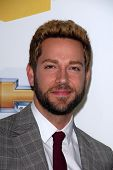 Zachary Levi LOS ANGELES - 7 de DEC: Zachary Levi, Allison Haislip llega a Spike TV Video Gam