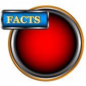 Ícone de fatos