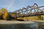 Historic Rail Trestle, Princeton BC