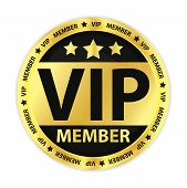 VIP membro Golden Label