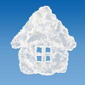 House Shaped House Data Base Concept