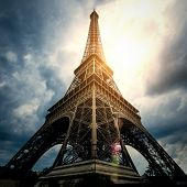 Eiffel tower - Paris / France