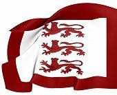 Llywelyn Ap Gruffydd Flag