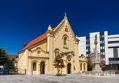 Capuchin Church In Bratislava - Slovakia