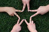Estrela de dedo