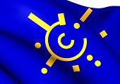 image of free-trade  - Central European Free Trade Agreement Flag - JPG