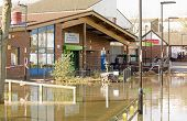 Community Centre in Floods, Basingstoke