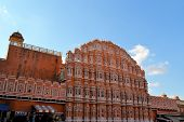 Hawa Mahal, Palace of Winds, Jaipur, India.